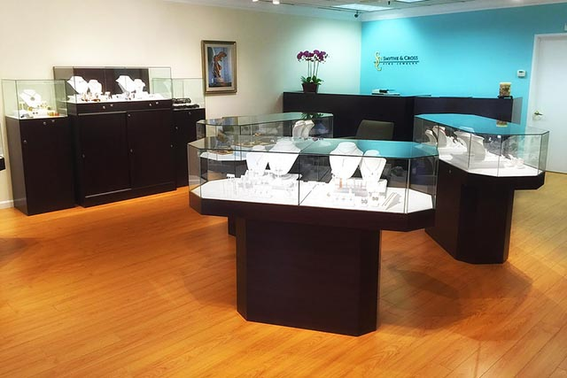 website photography for a jewelry store