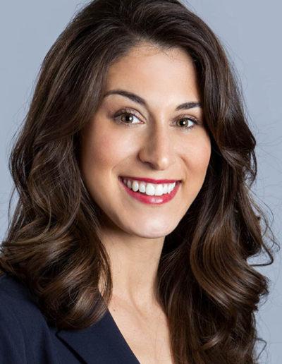 female headshot for company profile photos