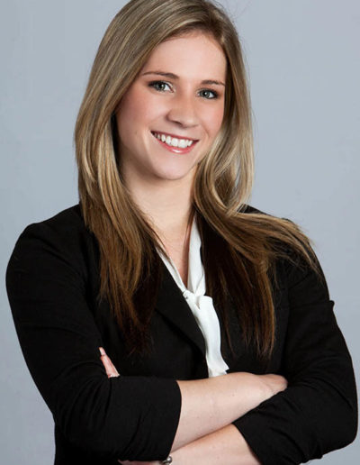 company professional headshot during annual conference