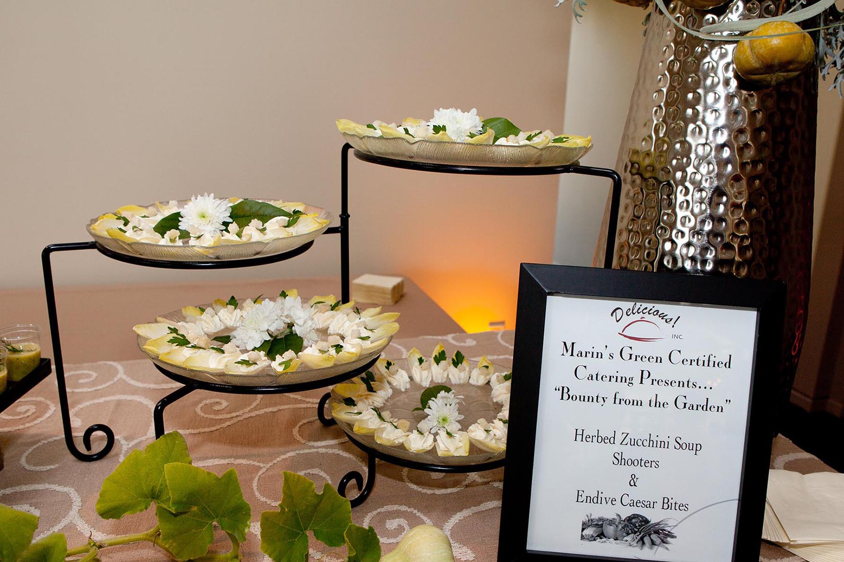 caterer appetizers photo